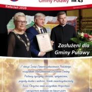 Kurier Gminy Puławy nr 43
