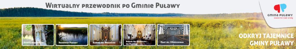 Wirtualny przewodnik po Gminie Puławy