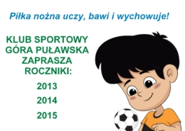 KS Góra Puławska PLAKAT