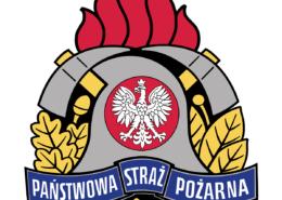Logo Państwowa Straż Pozarna