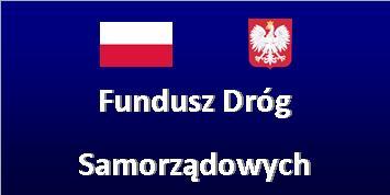 Fundusz Dróg samorządowych logo 2