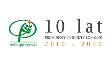 Logo LGD Zielony Pierścień
