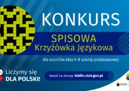 Spisowa krzyżówka językowa NSP2021 Grafika