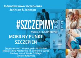 szczepimy się Góra Puławska