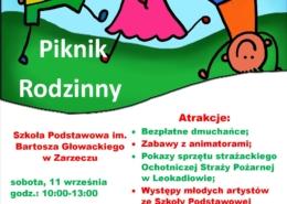 Plakat Zarzecze